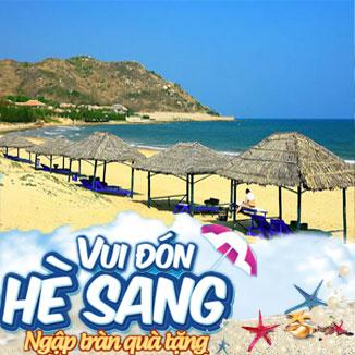 Tour du lịch Vũng Tàu - Long Hải 1 ngày (khu du lịch Dinh Cô)