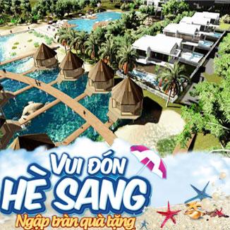 Tour du lịch Vũng Tàu 2 ngày 1 đêm Tết Nguyên Đán 2017 (Bình Châu – Hồ Cốc)