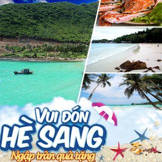 Tour du lịch miền Tây 3 ngày 3 đêm (Vẻ đẹp Đảo Nam Du)