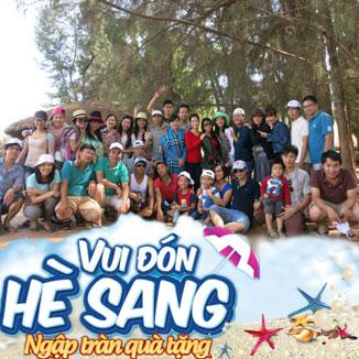 Tour du lịch Phan Thiết - Mũi Né 2 ngày 1 đêm (TàKú - Lâu Đài Rượu Vang)