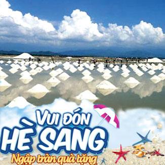 Tour du lịch hè Phan Thiết - Mũi Né 3N2Đ: Bàu Sen - Đồi Cát...