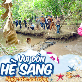 Tour du lịch hè miền Tây 2N1Đ: Tiền Giang - Cần Thơ...