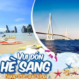 Tour du lịch hè Miền Tây 3N3Đ: Hà Tiên - Châu Đốc - Cần Thơ
