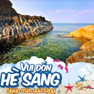 Tour du lịch Hà Nội - Phú Yên 4 ngày 3 đêm (Ghành Đá Đĩa - Đầm Ô Loan)