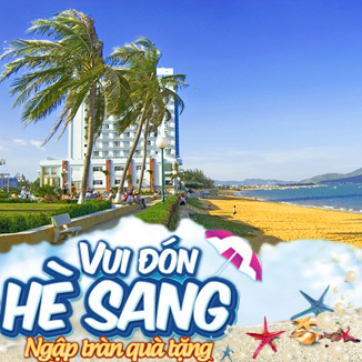 Tour du lịch hè Hà Nội - Quy Nhơn 4N3Đ: Ghềnh Ráng - đảo San Hô...