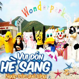 Tour du lịch hè Nha Trang 3N3Đ: Vinpearland - Buffet BBQ...