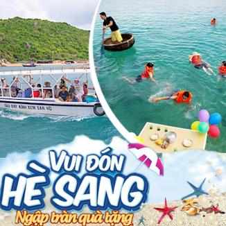 Tour du lịch hè Ninh Chữ 3N3Đ: Vĩnh Hy - Bình Hưng...