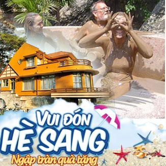 Tour du lịch hè Nha Trang - Đà Lạt 4 ngày 3 đêm
