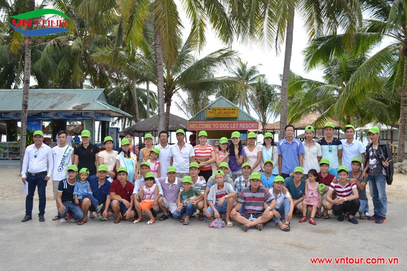 Công ty TNHH MTV xi măng Hạ Long tham quan du lịch Nha Trang tháng 6/2015