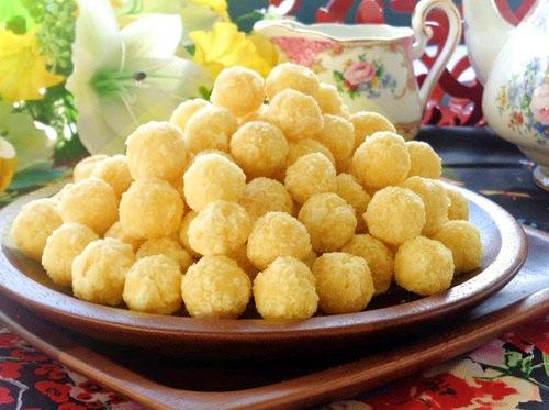 Bánh nhãn Nam Định cái tên nhiều người chưa biết đến
