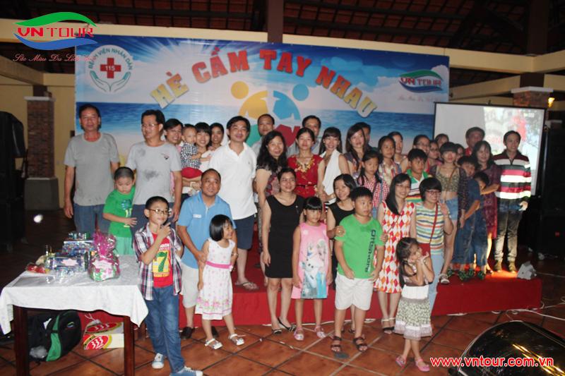 Bệnh viện Nhân Dân 115 tham quan Phan Thiết