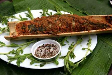 Cá suối nướng quảng bình món ăn dân dã nức lòng người