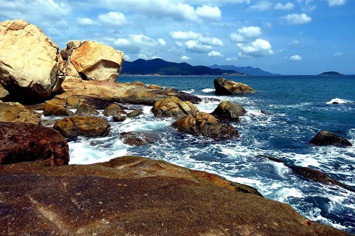 Vẻ đẹp của biển Phan Thiết