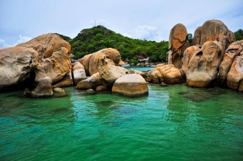 Tour du lịch Nha Trang 3N3Đ: Bình Lập - Vinpearlland