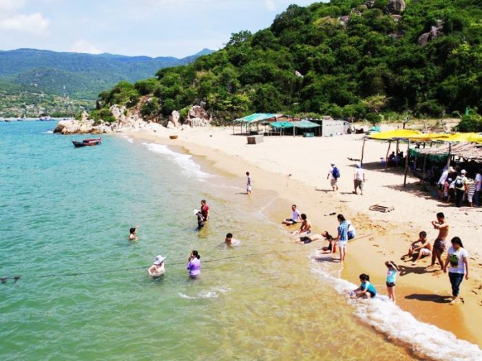Tour du lịch Ninh Chữ 2N2Đ: Vịnh Vĩnh Hy