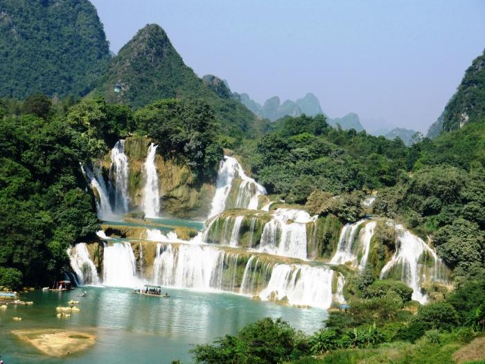 Tour du lịch Hà Nội - Cao Bằng - Thác Bản Giốc - Pắc Pó - Hồ Ba Bể