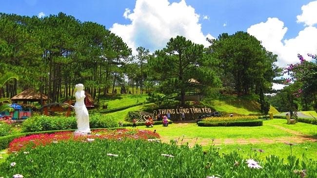 Tour du lịch Đà Lạt 4N3Đ: Đồi Mộng Mơ - Thiền Viện Trúc Lâm