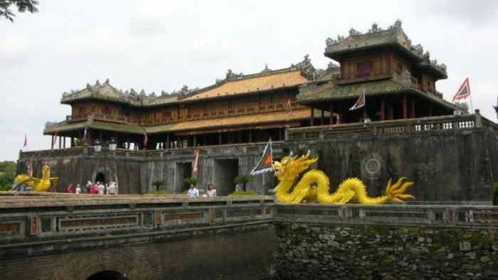 Tour du lich Đà Nẵng - Hội An - Huế - động Phong Nha 4 ngày 3 đêm