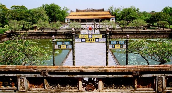 Tour du lịch Đà Nẵng - Huế 5 ngày 4 đêm (Sơn Trà - Động Phong)