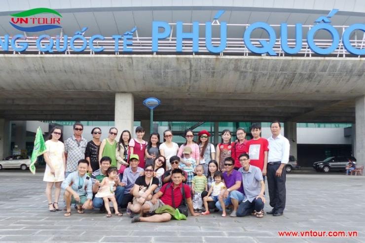 Hành trình Phú Quốc của công ty Hoàng Ngân Anh