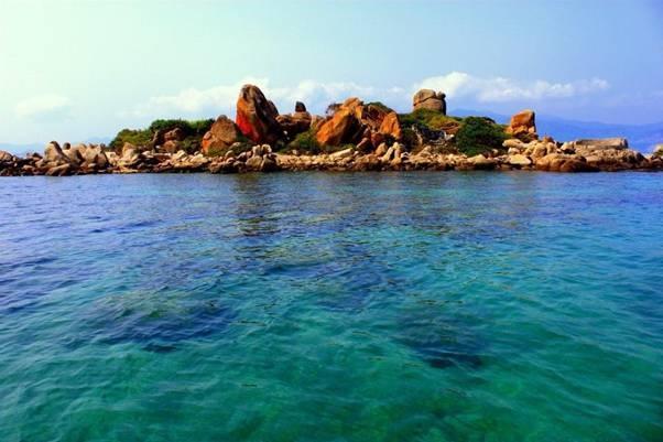 Tour du lịch đảo Ninh Chữ 3N3Đ: Đảo Bình Ba Bình Hưng