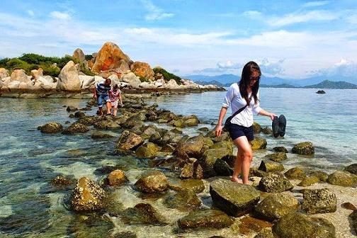 Tour du lịch Cam Ranh - Đảo Bình Ba 2 ngày 2 đêm