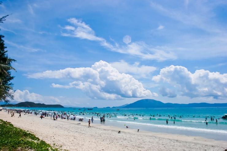 Nét đẹp Dốc Lết - Du lịch Nha Trang VnTour3