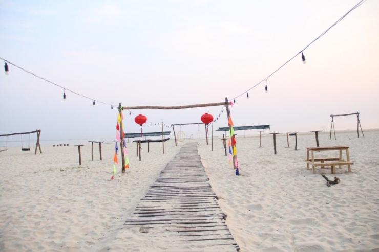Biển Cảnh Dương - Cảnh đẹp ở Huế