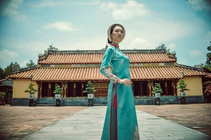 Cảnh đẹp ở cố đô Huế