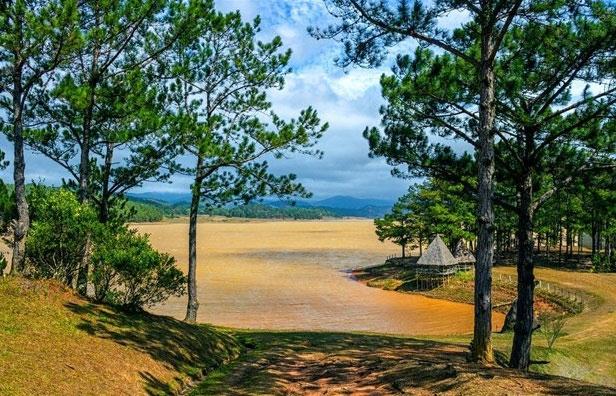 Thung lũng vàng - địa điểm du lịch lý tưởng của Đà Lạt