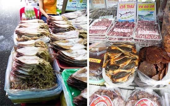 Mua sắm tại Chợ Đầm Nha Trang