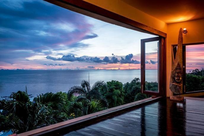 Nhà nghỉ sunset hill resort phú quốc