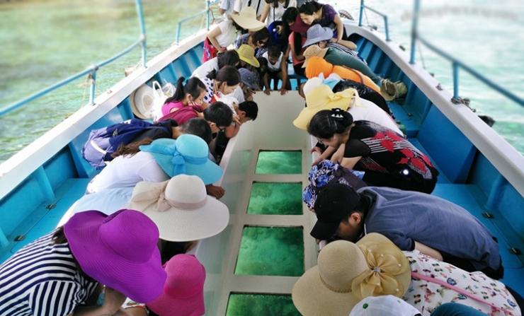 Tour du lịch Ninh Chữ: Vườn quốc gia Núi Chúa - Vịnh Vĩnh Hy
