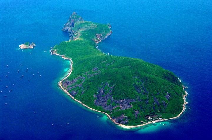 khu du lịch đảo hòn tằm nha trang