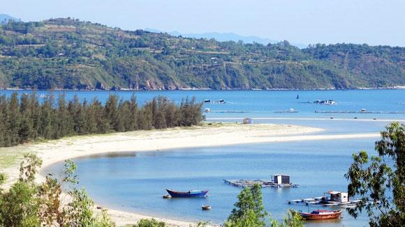 Khu du lịch vịnh Vân Phong nha trang