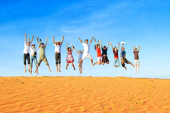 Tour du lịch Phan Thiết Mũi Né 2N1Đ:  Lâu Đài Rượu Vang - SeaLink