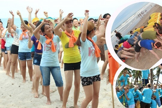 Tour du lịch Ninh Chữ 3N2Đ: đảo Bình Hưng - Bãi Kinh