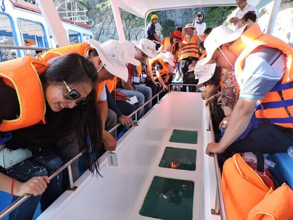 Tour du lịch Ninh Chữ 2N2Đ: Đảo Bình Hưng - Bãi Kinh