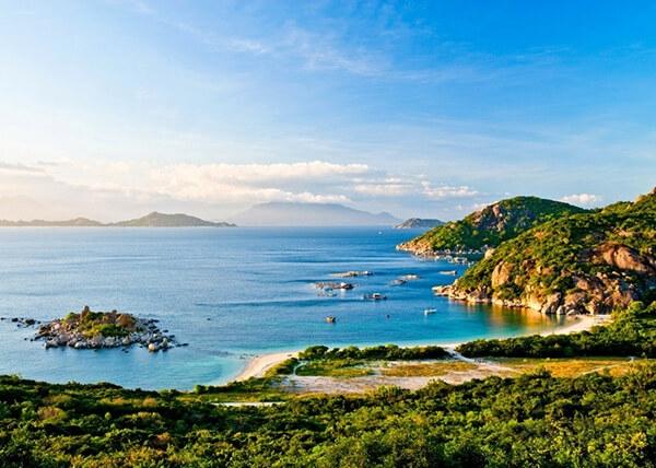 Tour du lịch đảo Ninh Chữ 3N3Đ: Đảo Bình Ba - Bình Hưng