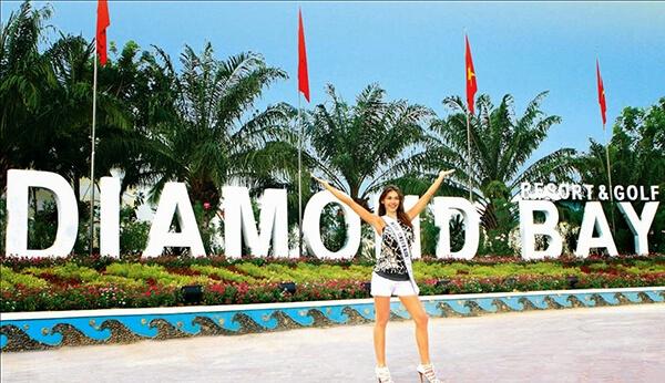 Tour du lịch Nha Trang 4N3Đ: Khu du lịch Diamond Bay - Vinpearl Land