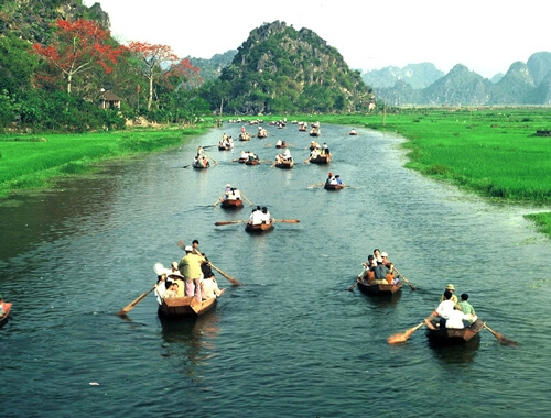 Tour du lịch Miền Bắc 5N4Đ: Tết Dương Lịch 2018