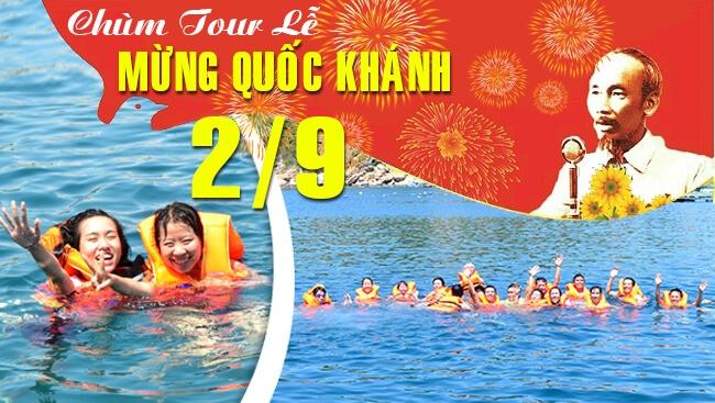 Tour du lịch Đảo Bình Ba Lễ Quốc Khánh 2/9/2019
