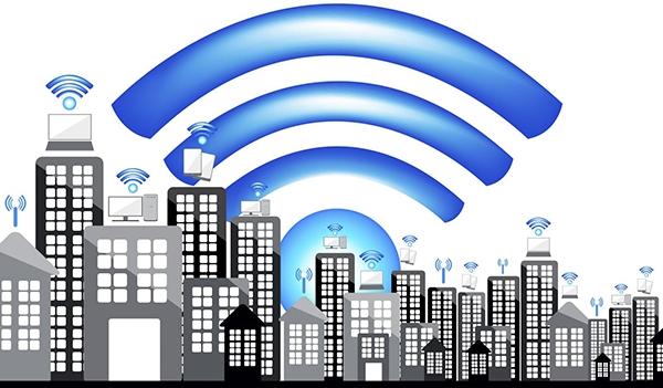 Wifi miễn phí toàn thành phố