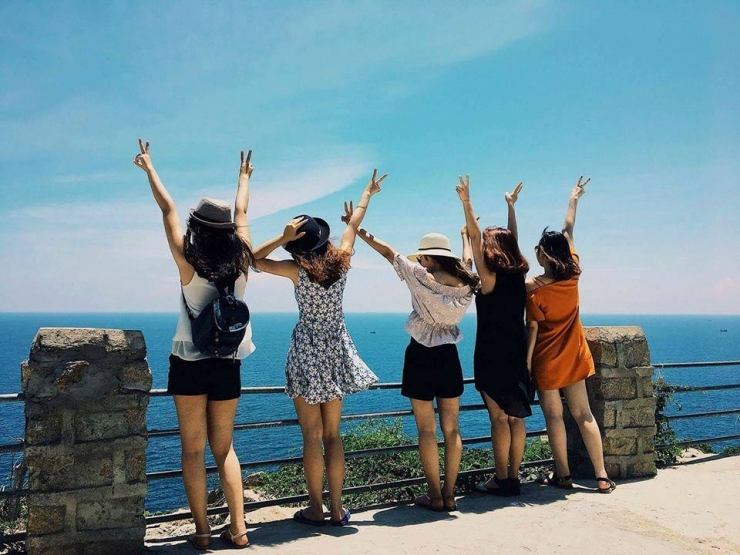 Tết đi du lịch đảo Bình Hưng để đổi gió