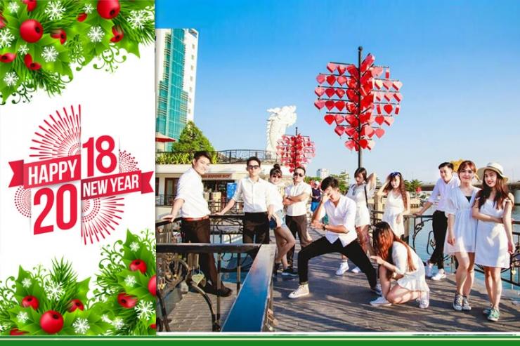 Tour du lịch Đà Nẵng 4N3Đ: Tết Dương Lịch 2018