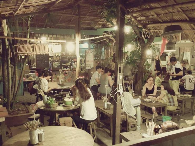 Review quán caphe đẹp ở Cần Thơ | Quán Hồi Đó
