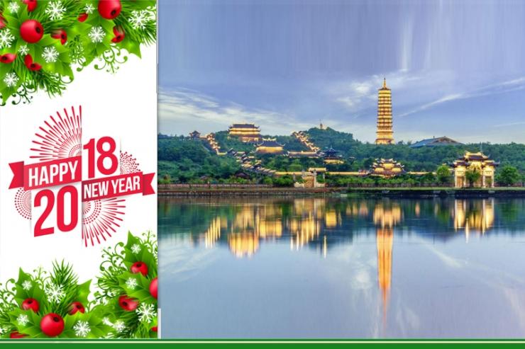 Tour du lịch Hạ Long Tết Dương Lịch 2019: Tràng An - Yên Tử - Chùa Hương