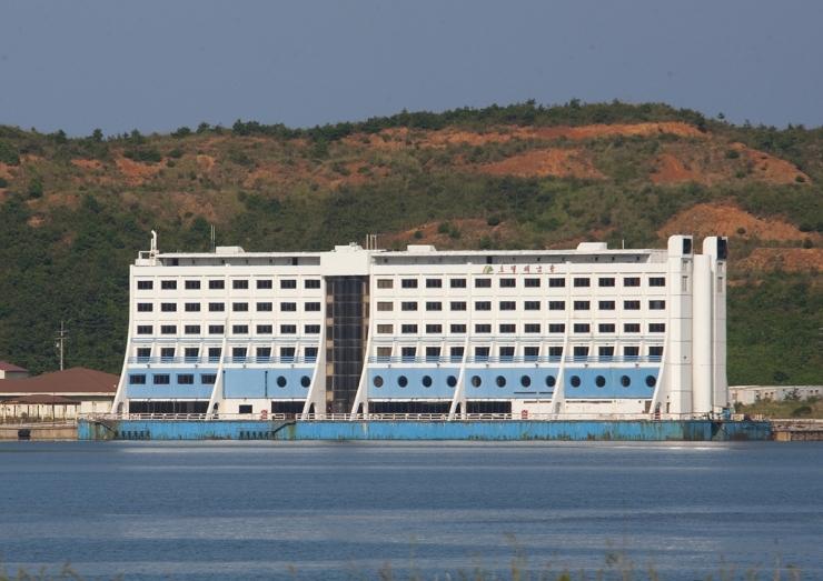 Khách sạn nổi tại Sài Gòn