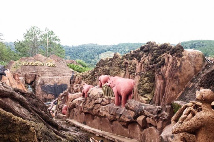 Tour du lịch Ninh Chữ - Đà Lạt 4N3Đ: Tết Âm Lịch