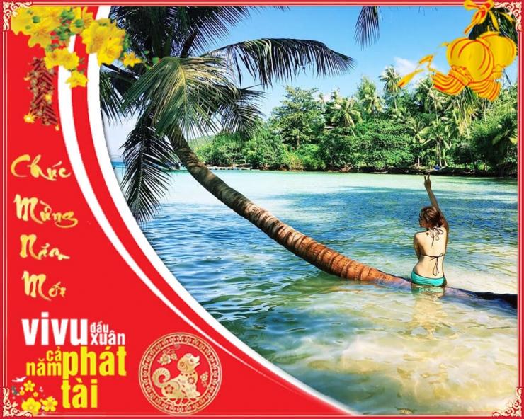 Tour du lịch đảo Nam Du Tết Âm lịch 2019: Khám Phá Nét Đẹp Hoang Sơ
